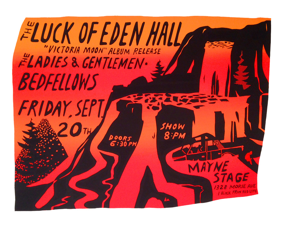 The Luck of Eden Hall