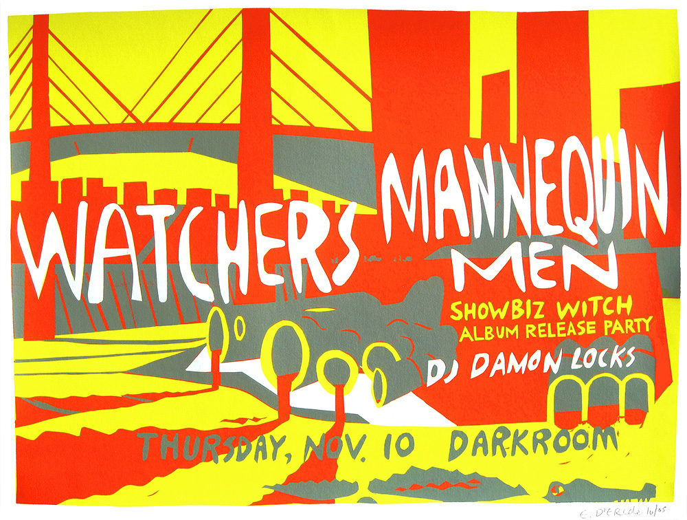 Watchers + Mannequin Men